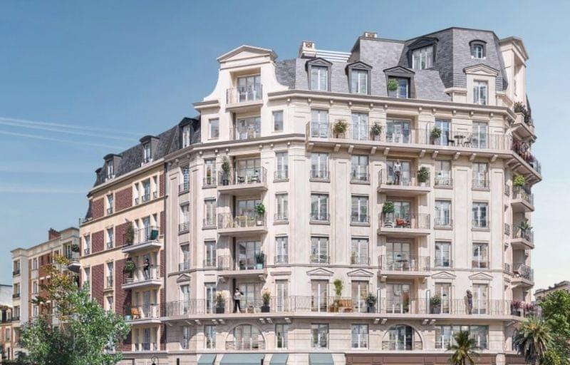 Programme immobilier neuf La Garenne-Colombes