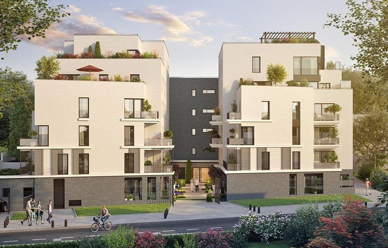 Programme immobilier neuf Rueil-Malmaison