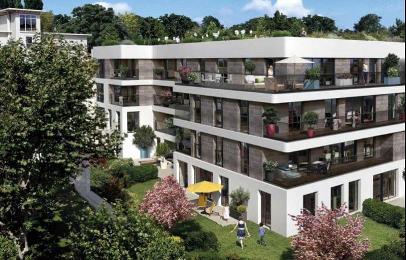 Programme immobilier neuf Saint-Cloud