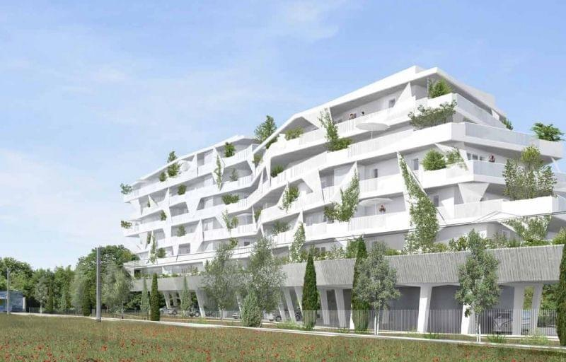 Programme immobilier neuf Lattes