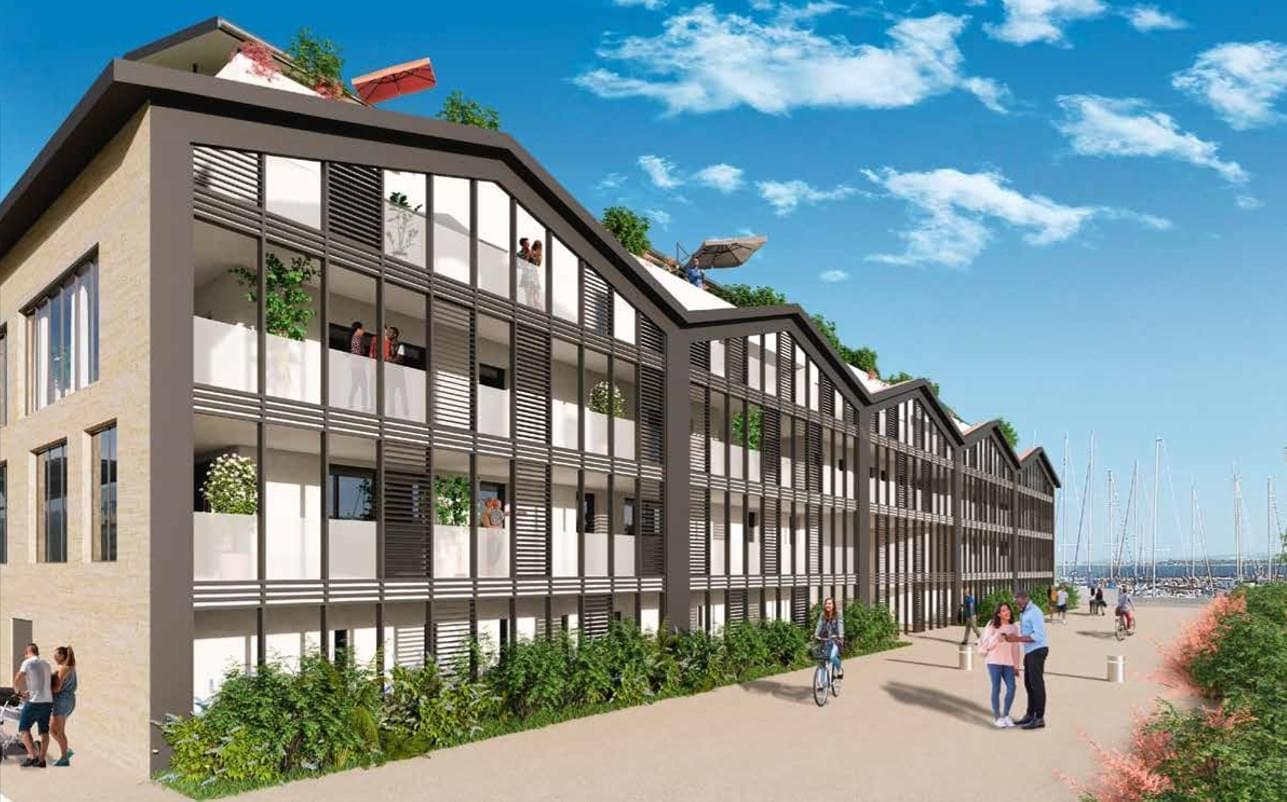 Achat immobilier prestige Marseillan  livrable 2022