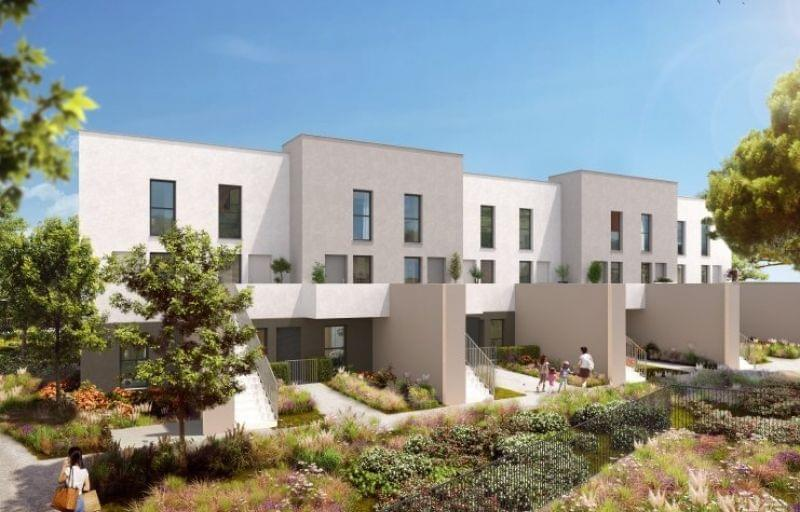 Logement neuf Montpellier