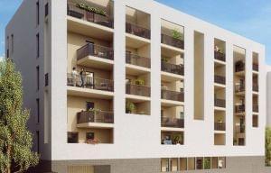 Plus d info sur la résidence Infinite à Montpellier