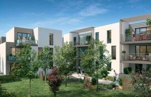 Programme immobilier neuf Montpellier