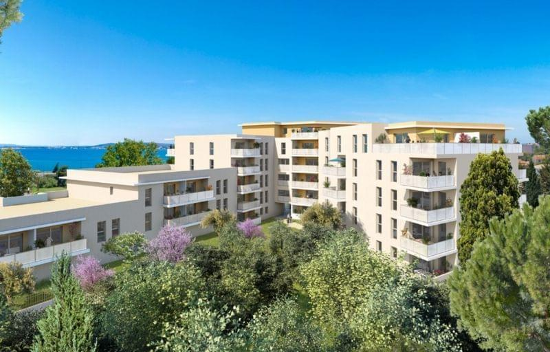 Programme immobilier neuf Sète