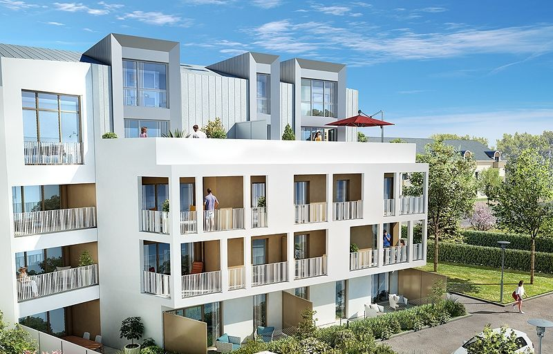 Immobilier neuf Cesson-Sévigné