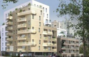Plus d info sur la résidence LE FLORE à Rennes