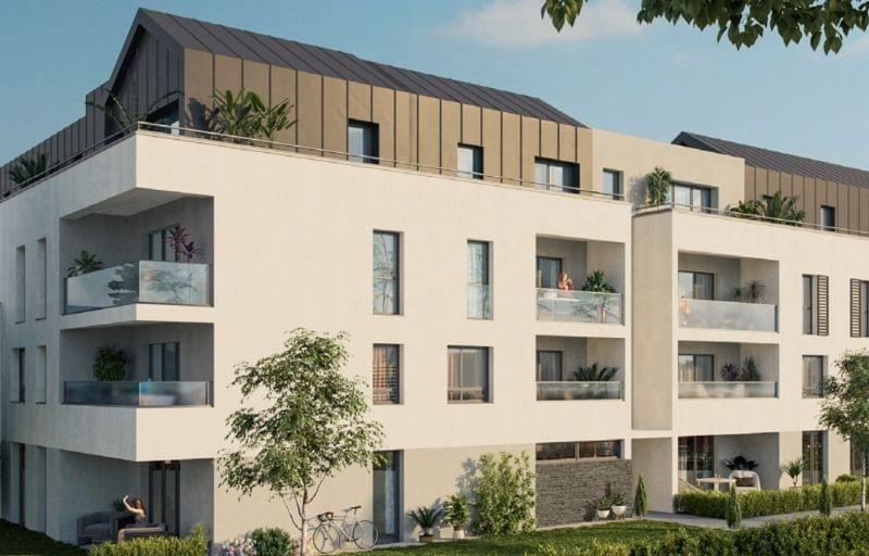 Programme immobilier neuf Saint-Malo