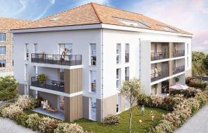 Plus d info sur la résidence Reflet de rives à Bourgoin Jallieu