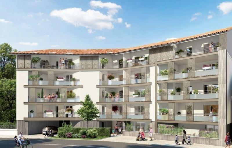 Programme immobilier neuf Chasse-sur-Rhône