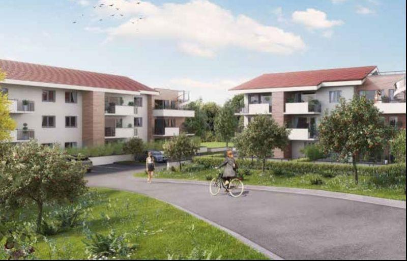 Immobilier neuf Claix