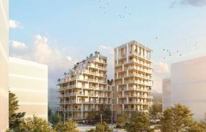 Plus d info sur la résidence GINKGO à Grenoble