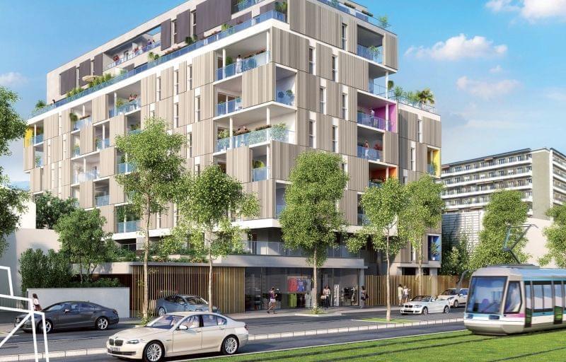 Immobilier neuf Grenoble : L'adresse Libération
