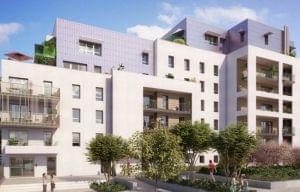 Plus d info sur la résidence La Manufacture à Grenoble