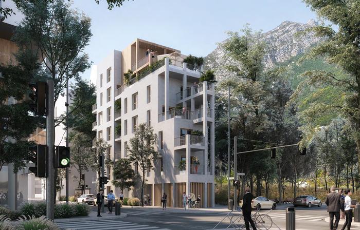Plus d info sur la résidence Scala à Grenoble
