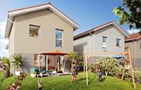 Plus d info sur la résidence Maisons Green Archipel à L'Isle d'Abeau