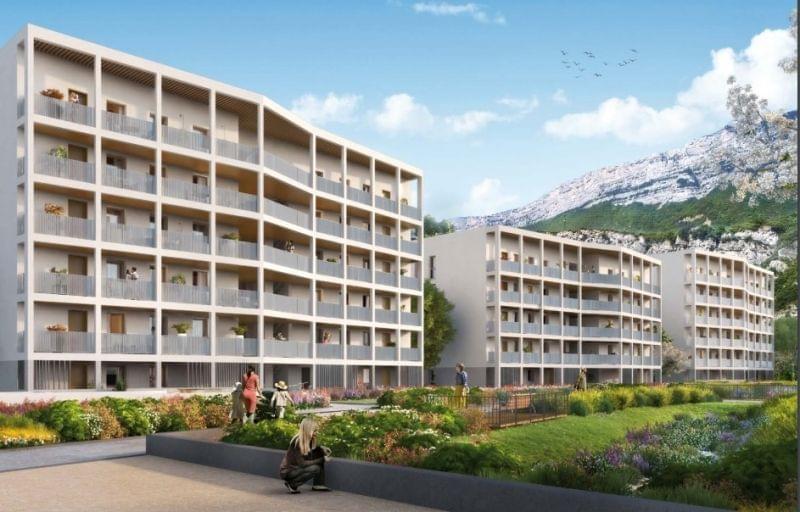 Programme immobilier neuf Le Pont-de-Claix