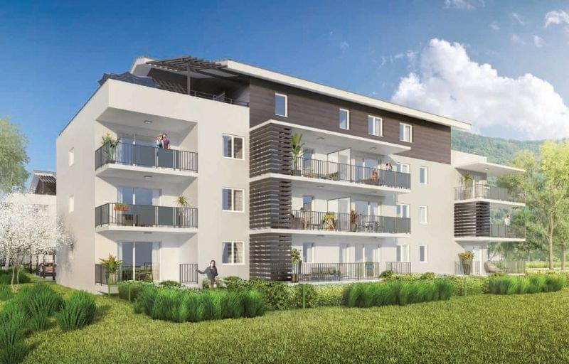 Immobilier neuf Le Versoud