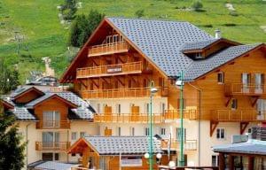 Plus d info sur la résidence L'ours blanc à Les Deux Alpes