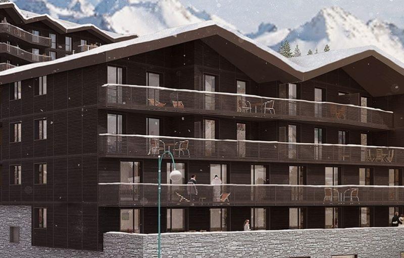 Plus d info sur la résidence Le Hameau à Les Deux Alpes