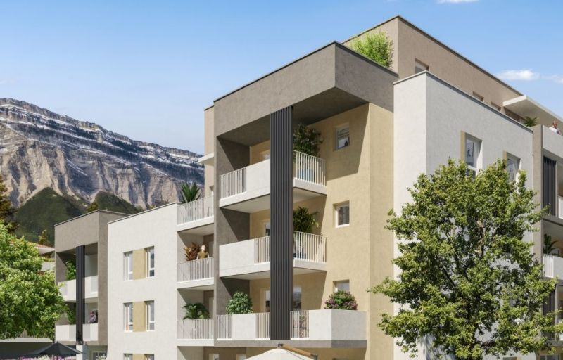 Plus d info sur la résidence Horizon Belledonne à Montbonnot Saint Martin