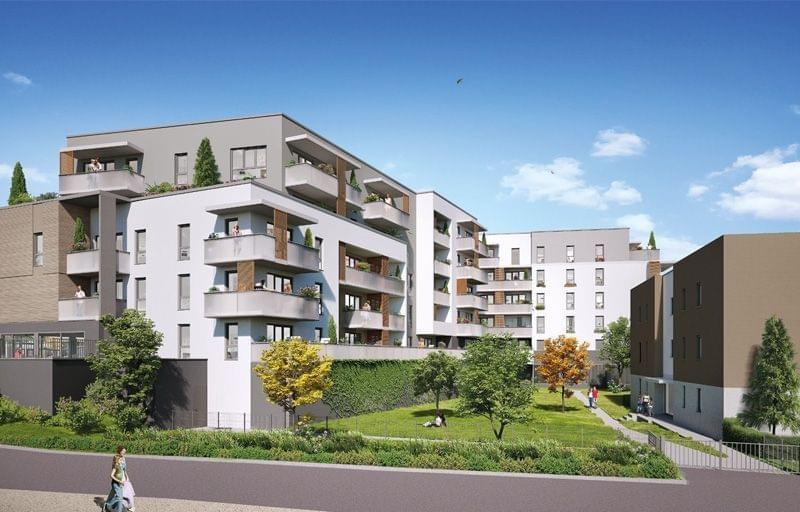 Programme immobilier neuf Saint-Égrève