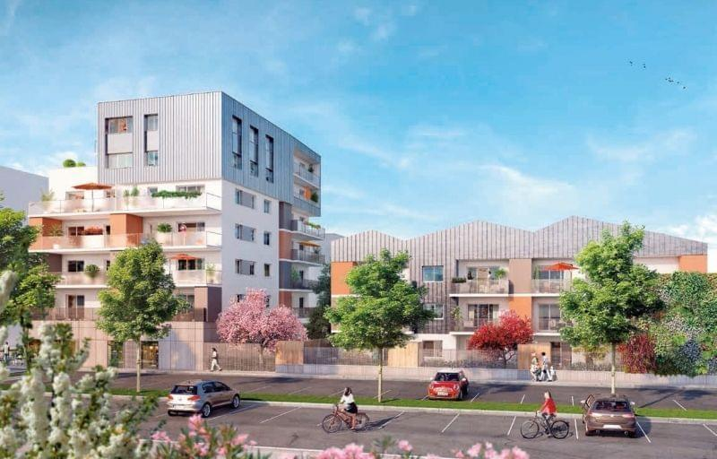 Appartement neuf Saint-Martin-d'Hères