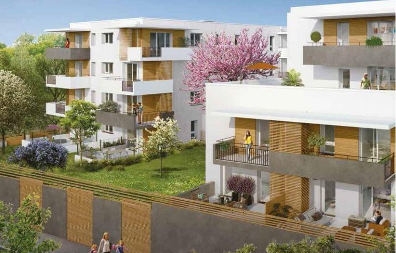Programme immobilier neuf Saint-Martin-d'Hères
