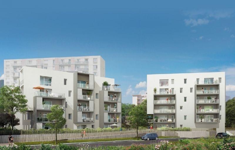 Programme immobilier neuf Saint-Martin-le-Vinoux