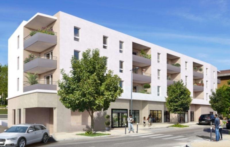 Appartement neuf Villefontaine