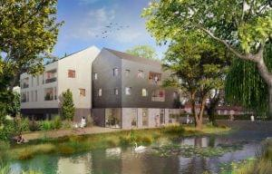 Plus d info sur la résidence Les Jardins du Cygne à Haute-Goulaine