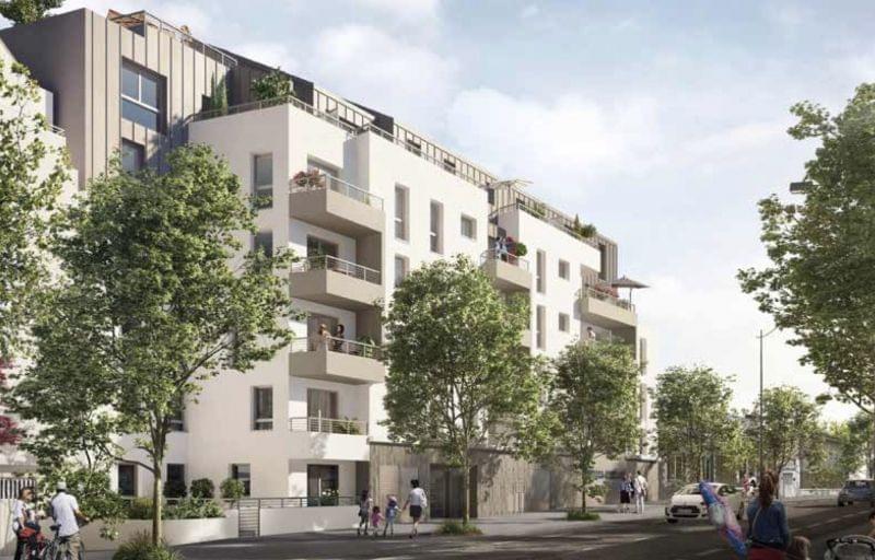 Programme immobilier neuf Nantes