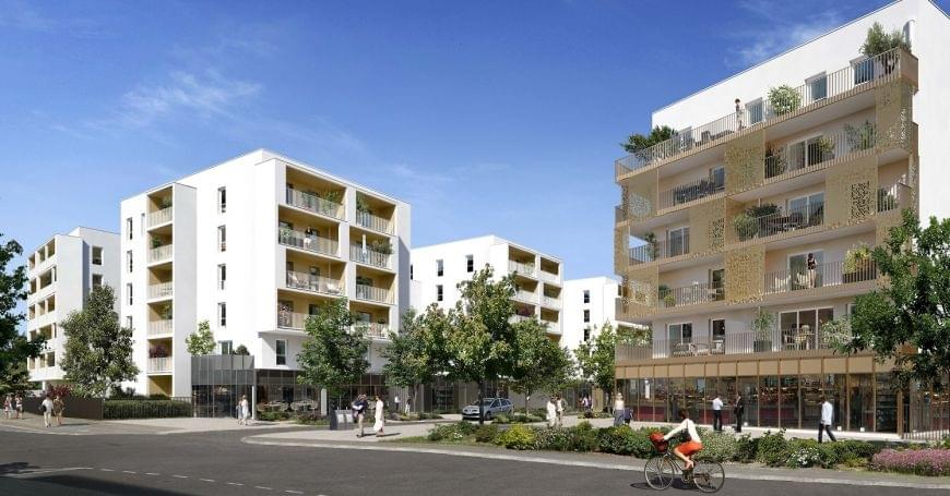 Investissement immobilier neuf  Prêt à taux zéro (PTZ+) livrable 2023 quartier Centre ville