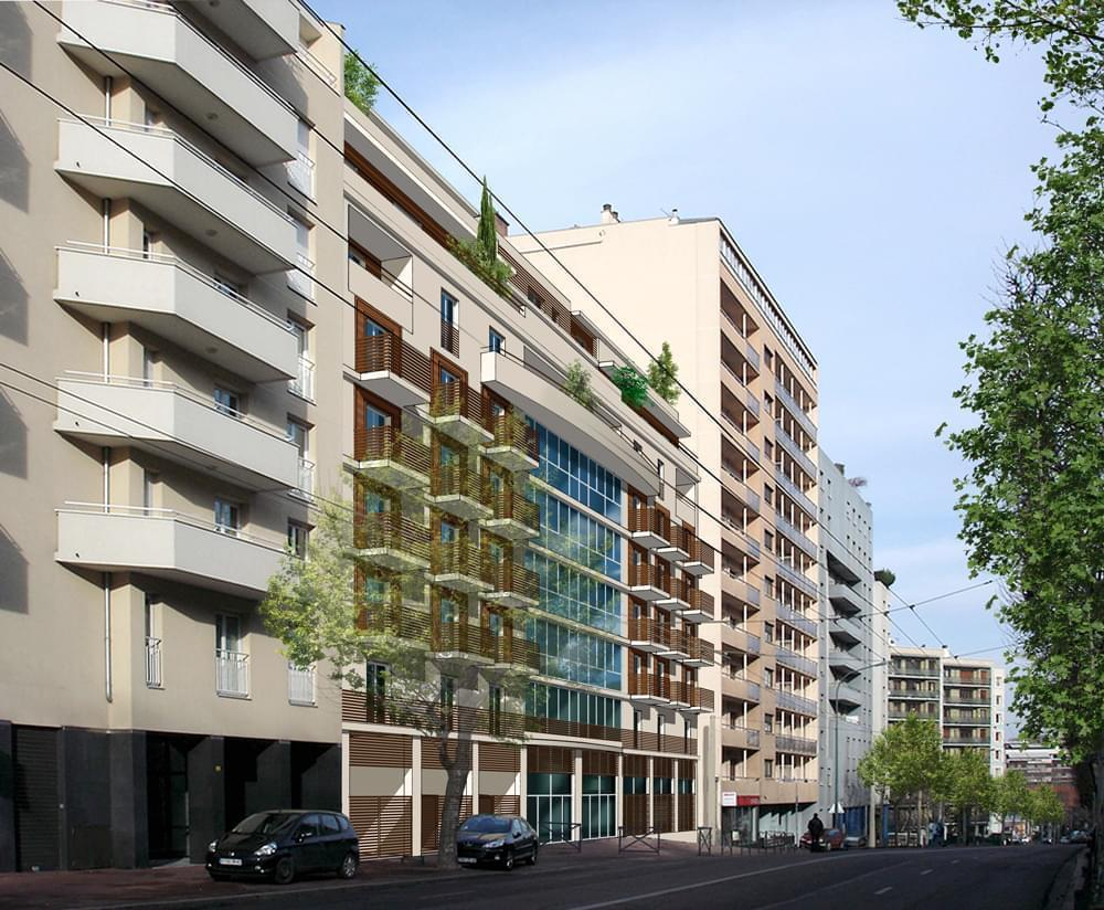 residences senior saint etienne aquarelia investissement residence senior 42000. Black Bedroom Furniture Sets. Home Design Ideas