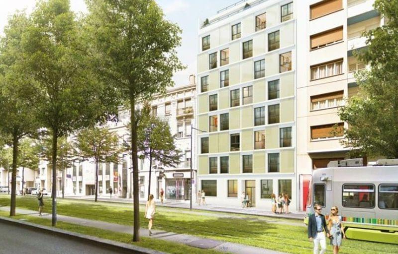 Residence etudiante Saint-Étienne