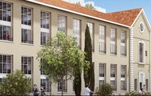 Residence etudiante Saint Etienne