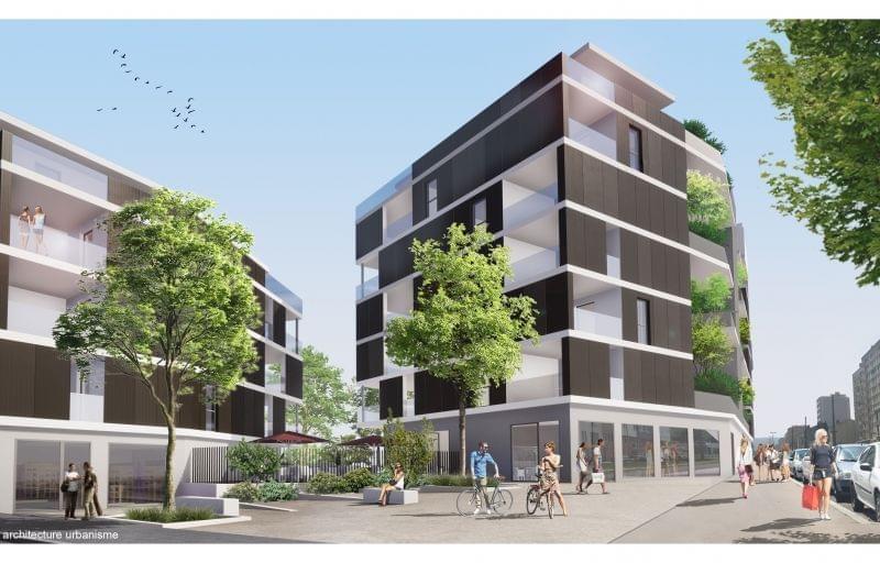 Programme immobilier neuf Saint Etienne