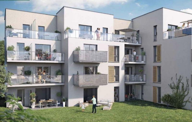 Immobilier neuf Saint-Jean-de-Braye