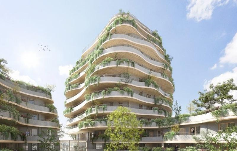 Résidence à Angers Dédié au bien-être des résidents, Proche nouvelle ligne de tram, Pour investir en LMNP,