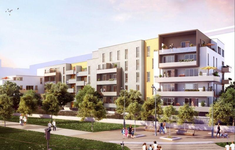 Programme immobilier neuf Reims