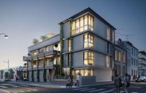 Plus d info sur la résidence Le Quai Florentin à Nancy