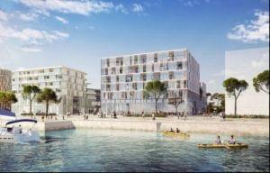Plus d info sur la résidence Quai Péristyle à Lorient