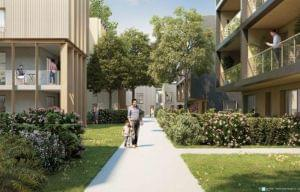 Plus d info sur la résidence Blue Dock 2 à Vannes