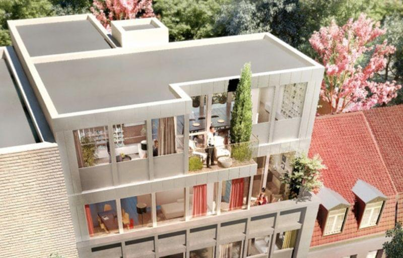 Programme immobilier neuf Lille