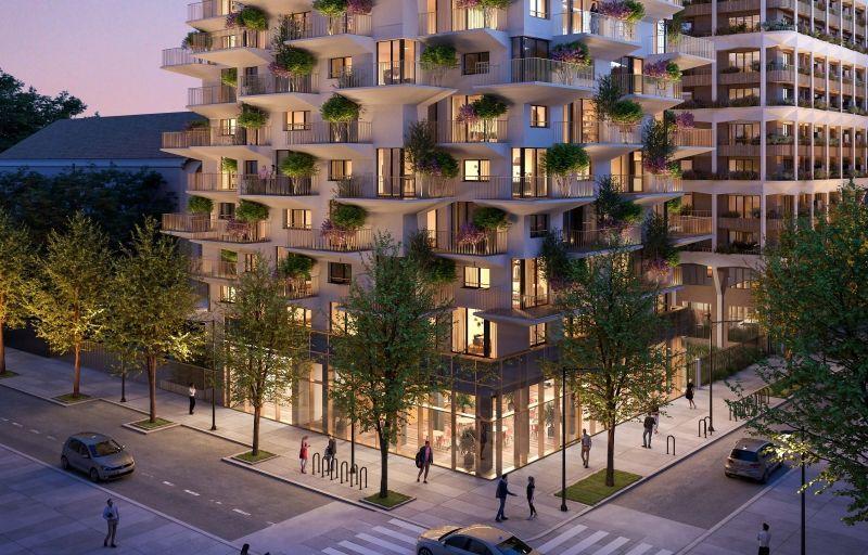 Appartement neuf Paris 13