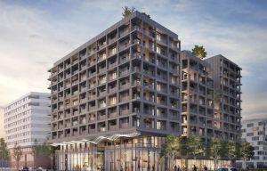 Plus d info sur la résidence New G à Paris 13