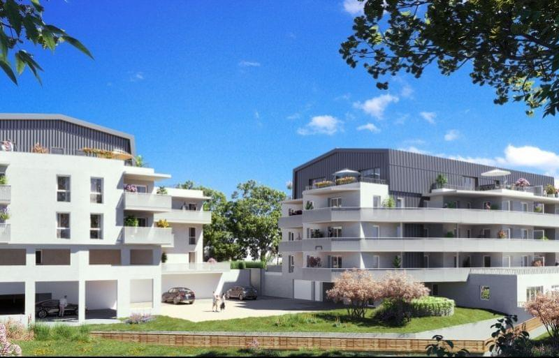 Programme immobilier neuf Chamalières