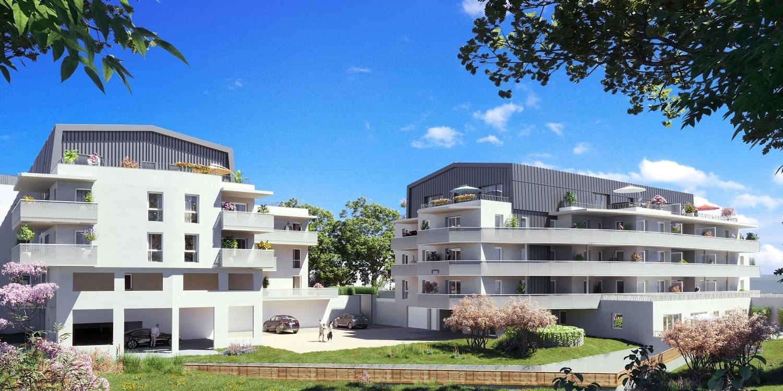 Trouver programme immobilier neuf Chamalières Prêt à taux zéro (PTZ+)  quartier Chamalières