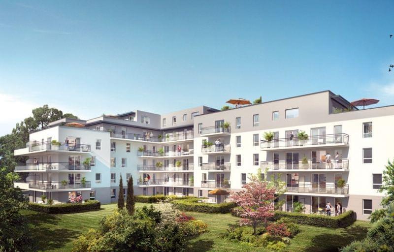 Logement neuf Clermont-Ferrand