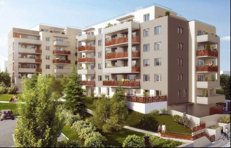 Programme immobilier neuf Clermont-Ferrand